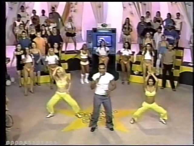 Cassino dance. Prova da camiseta molhada parte 3.1
