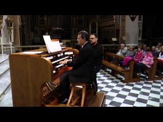 ХУАН ПАРАДЕЛЬ СОЛЕ в ИТАЛИИ. Сентябрь 2014 - Terzo concerto JUAN PARADELL SOLE'