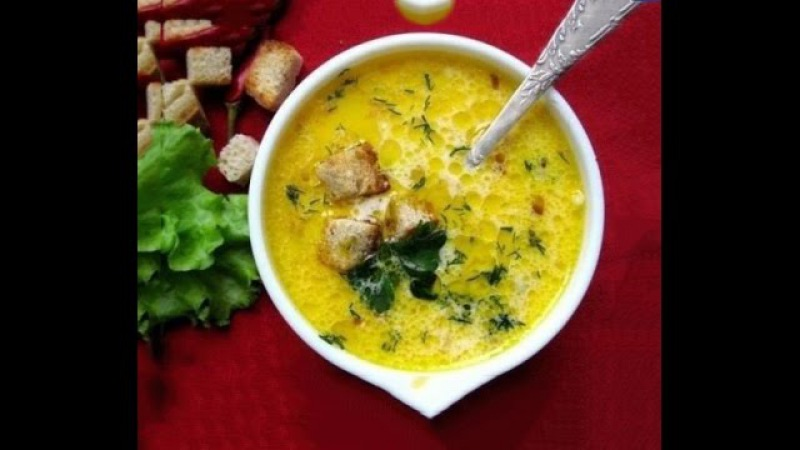 Диетический, но очень вкусный суп за 10 минут. Приятного апетита )