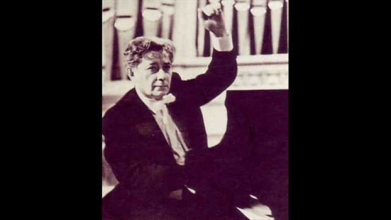 Grigory Ginzburg plays Miaskovsky's Song and Rhapsody in b flat minor op.58