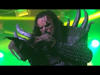 Lordi - Live @ Volta, Moscow 15.11.2015 (Full Show)