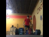 "Jacob Anderson on Instagram: ""330 lb power clean double #nobelt #xwerks #purestrength #fitness #power #clean #crossfit @xwerks @purestrength_co"""