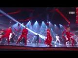 Танцы Вступительный танец (Lady GaGa Born This Way) (сезон 2, серия 20) (online-video-cutter.com)