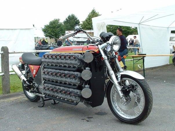 Мотоциклы (и другие самобеглые велосипеды) - Страница 13 - Курилка - Форум сварщиков Вебсварка