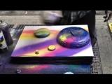 Удивительно талантливый уличный художник