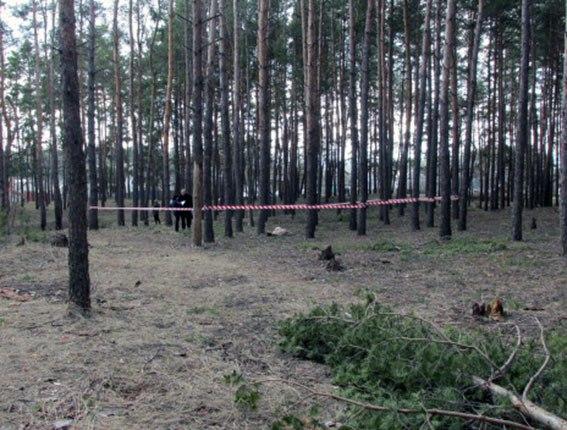 Жестокое преступление на Харьковщине (ФОТО)
