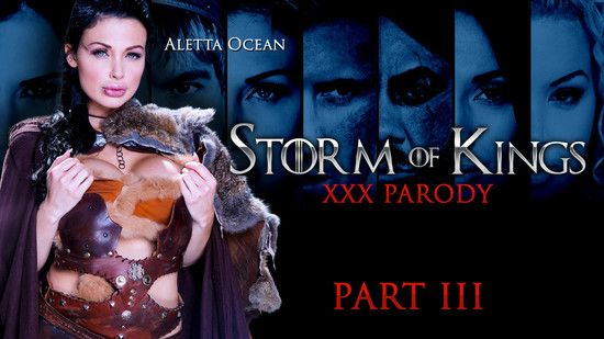 ZZSeries – Aletta Ocean – Storm Of Kings XXX Parody Part 3