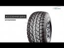 3D-Обзор шины Yokohama Geolandar A⁄T-S G012 на 4 точки. Шины и диски 4точки - Wheels Tyres 4tochki