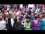 Настя Любимова и City Dance Tver в Торговом Парке № 1