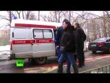 Мать убитого в Москве ребенка увезли на скорой в состоянии шока
