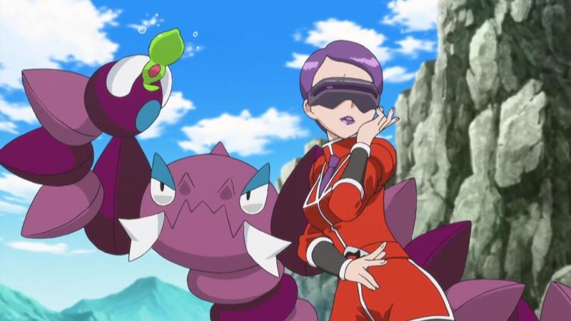 Pokémon Season 19 Episode 1 (покемон 19 сезон 1 серия субтитры FRT Sora)
