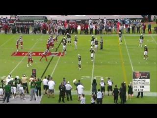 NCAA 2015 / Miami Beach Bowl / 21.12.2015 / Western Kentucky Hilltoppers v South Florida Bulls / 2Н / RU Viasat Sport Д. Донской