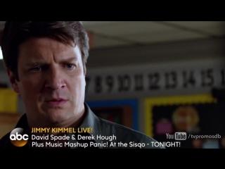Касл 8 сезон 12 серия Промо The Blame Game (HD)
