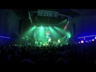 Выступ гурта Re1ikt у клубе Re:publik 7-12-15 спевы