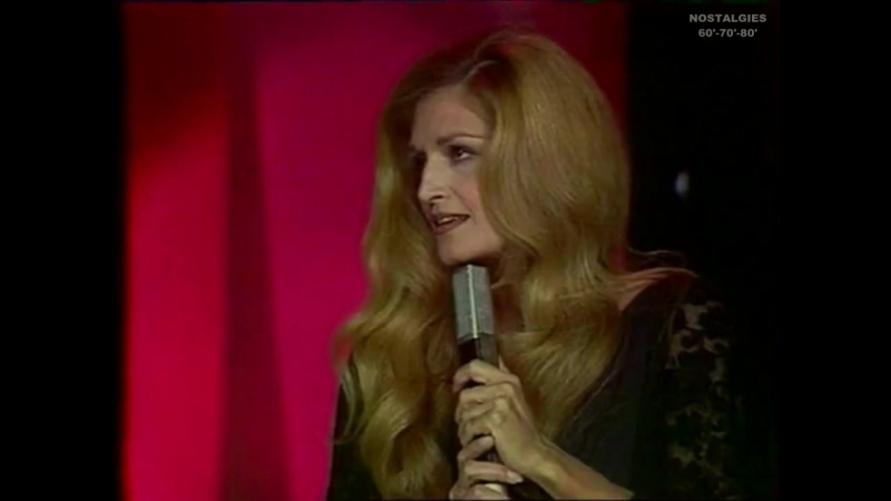 Dalida ♫ Gigi l'amoroso ♪ 16/11/1975 (Système 2, il y a 10 ans le palmarès (A2)-HD
