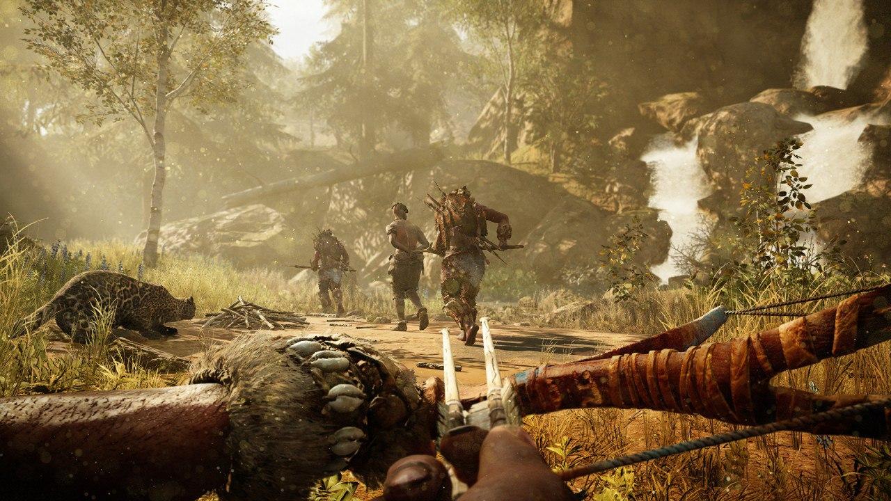 Far Cry Primal от 3DM скачать торрент с rutor org с rutor org