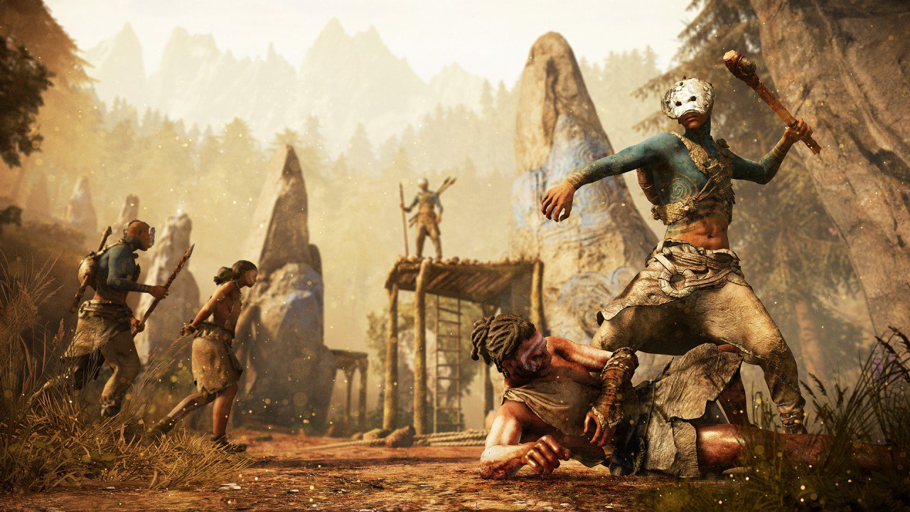 Far Cry Primal от 3DM скачать торрент