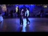 Nino Langella  Anna Melnikova Atrium Köln 12.12.2015 X-MAS Rumba