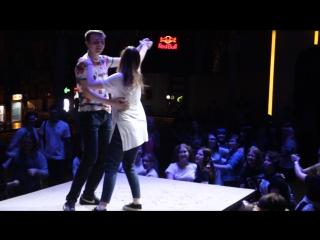 Орда в Воронеже - Танец под аниме ремикс опенинга
