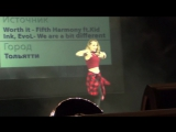 1)Фестиваль Animation Zone 7 - Ayumi - Worth it - Fifth Harmony ft.Kid 8.05.2016 (Тольятти)