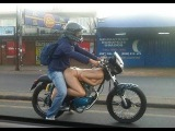 Приколы на мотоциклах