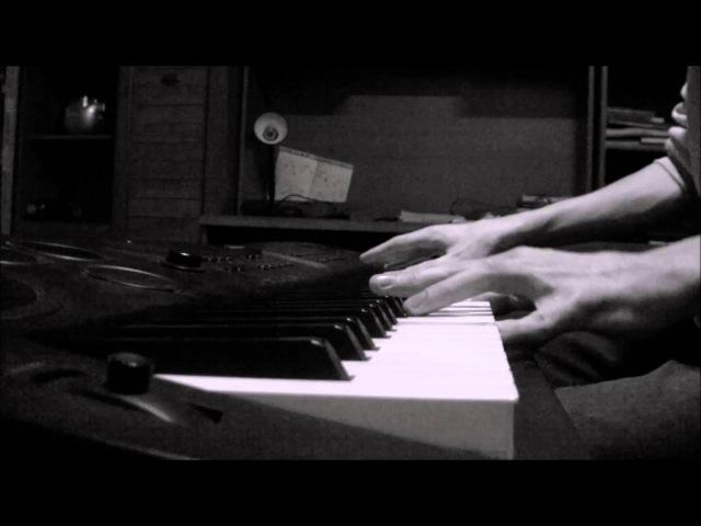 Slza Fáze pád piano cover by P Trick