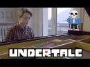 Undertale OST - Song That Might Play When You Fight Sans (Piano Cover)