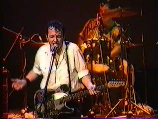 [Joe Strummer The Latino Rockabilly War - Straight to Hell (London 1988)]