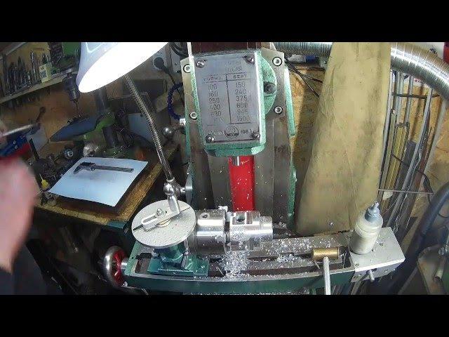 Механический напильник часть 1, Die Filer (Filing Machine) part 1