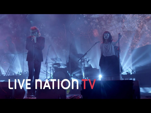 The National ft. Lauren Mayberry Perform I Need My Girl at Treasure Island Music Festival