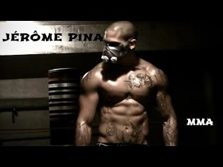 Jérôme PINA►MMA Training Motivation