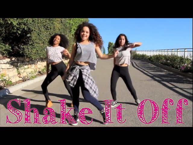 Shake It Off - Taylor Swift - Jadagrace Cover