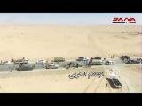 وحدات من الجيش تسيطر على مفرق الرصافة والم&#1