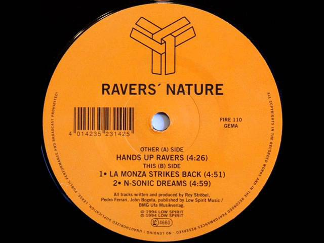 Ravers Nature - Hands Up Ravers (Rave Classic 1994)