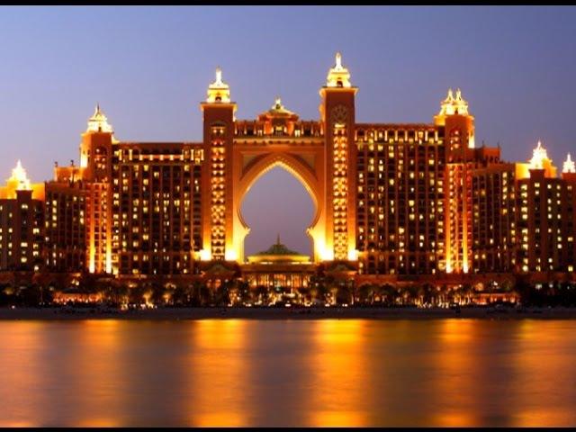 Дубай/ОАЭ: Волшебный город Востока! Красивое путешествие!