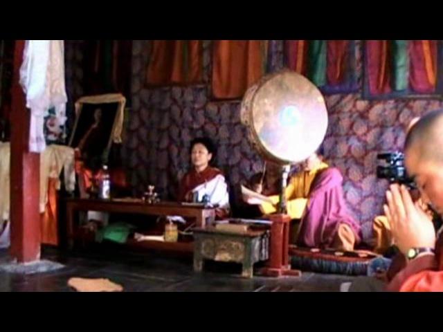 Stomu Gonpa, Ladakh - Vajrayogini puja