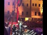 Il Volo entra no Palco em Una Notte Magica By Sergio Martino