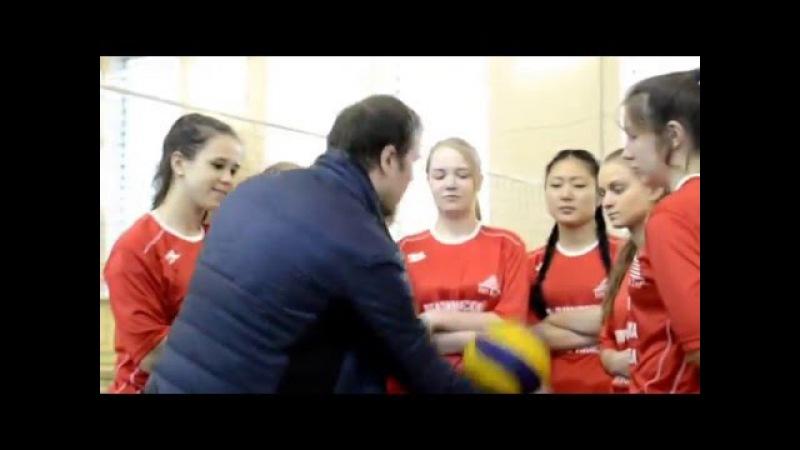 Волейбол Владимирский институт туризма и гостеприимства, унивесиада 2016