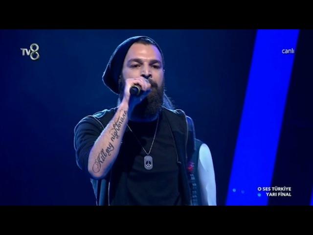 Zeo Jaweed Özgecan Aslan İçin Söyledi Kabus - O Ses Türkiye Yarı Final 17 Şubat 2015