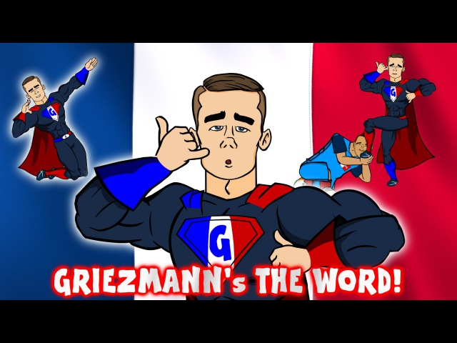 ANTOINE GRIEZMANN's THE WORD! (France vs Republic of Ireland 2-1 Goals and Highlights Euro 2016)