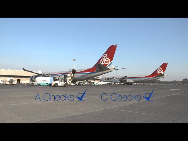 Cargolux and the Boeing 747 - 8F Freighter