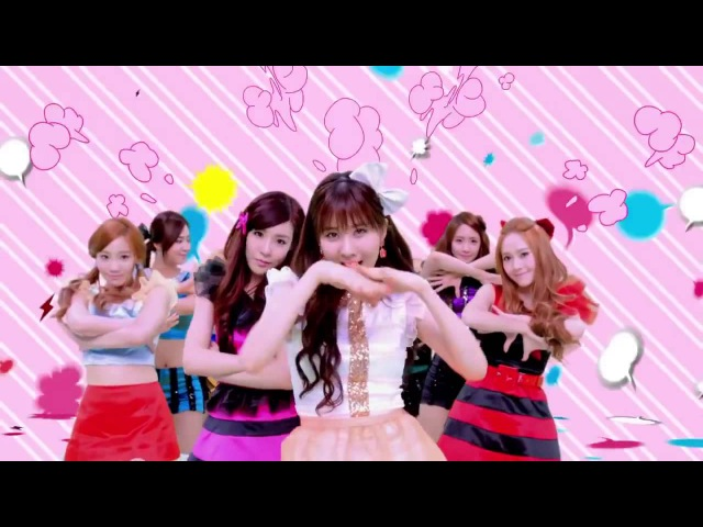 Girls' Generation_Beep Beep MV