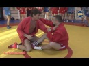 Sambo. Kytmanov. Theory and practice of ground fighting.
