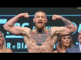 UFC196: Взвешивание - Конор МакГрегор/Нейт Диаз