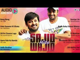Sajid Wajid Hits Non Stop - Audio Jukebox _ Full Songs
