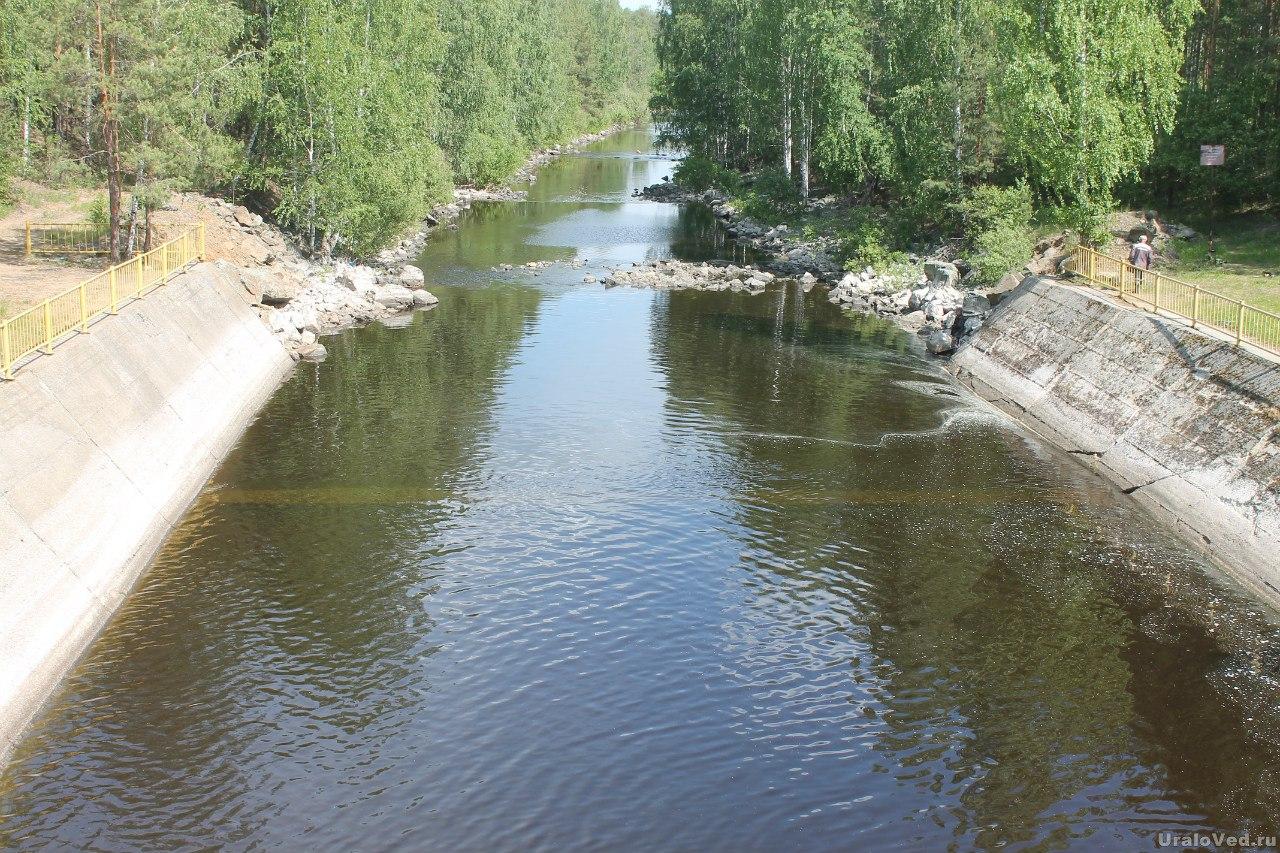 Река Рефт
