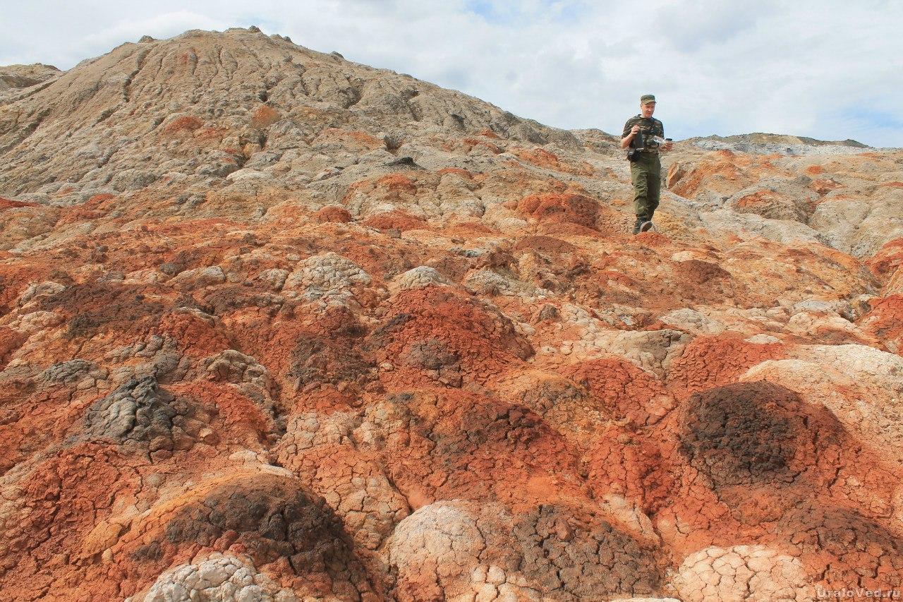 Марсианский пейзаж под Богдановичем