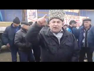 Обращение дальнобойщика к Путину и Медведеву