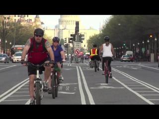 Pennsylvania Avenue Bike Lane Story (with Gabe Klein)