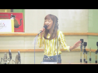Free Somebody at KBS Super Junior Kiss The Radio (160607)
